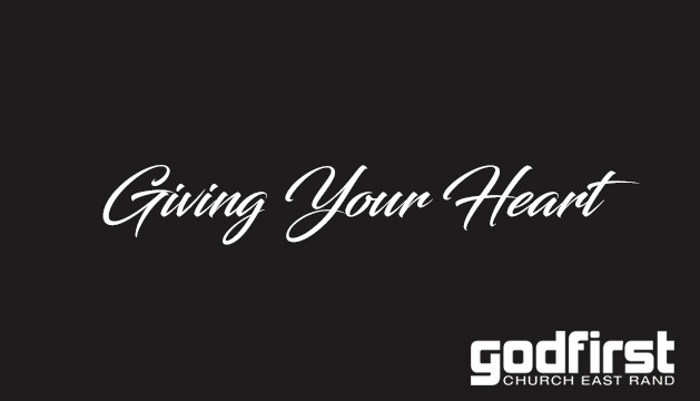 giving your heart